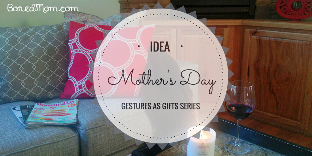 Mother's Day Gestures as a Gift: Indoor Nook of Peace
