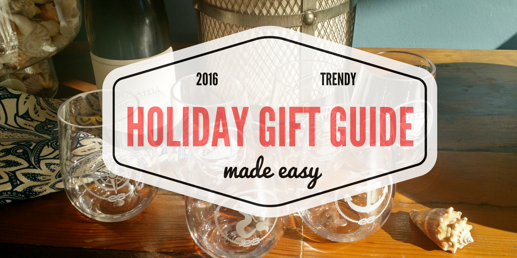 2016 Holiday Gift Guide for Practical People