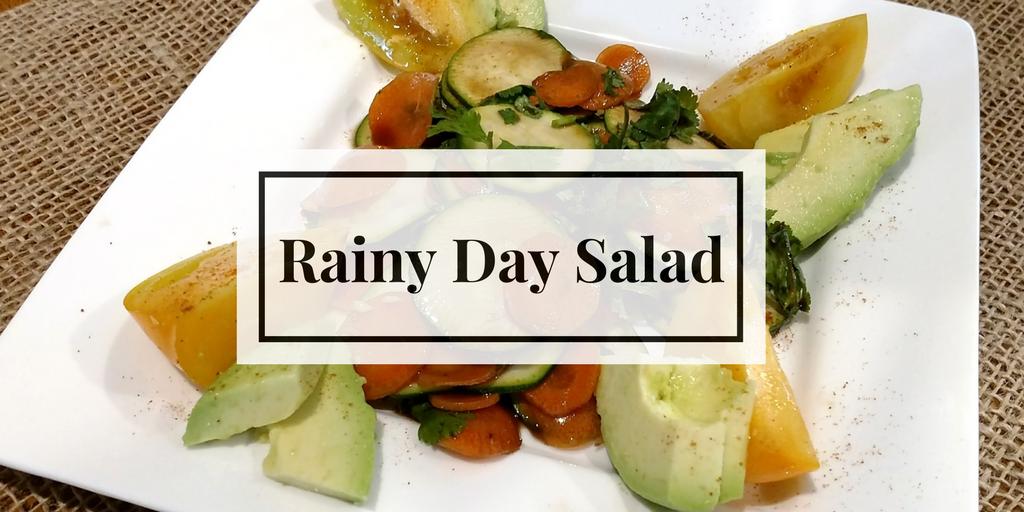 Easy Rainy Day Salad