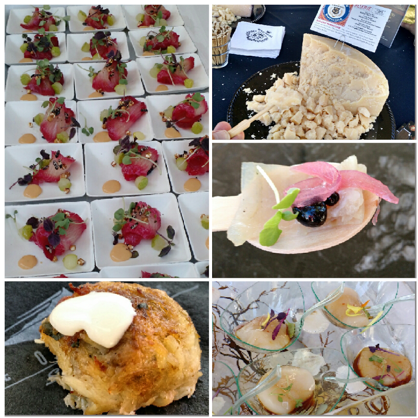 San Diego Bay Food + Wine Event Foodie Picks