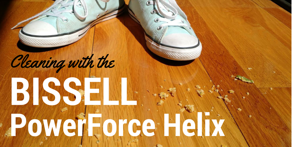 Relax with the BISSELL PowerForce Helix Vacuum