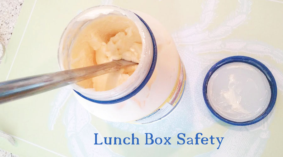 Back to School Lunch Box Safety