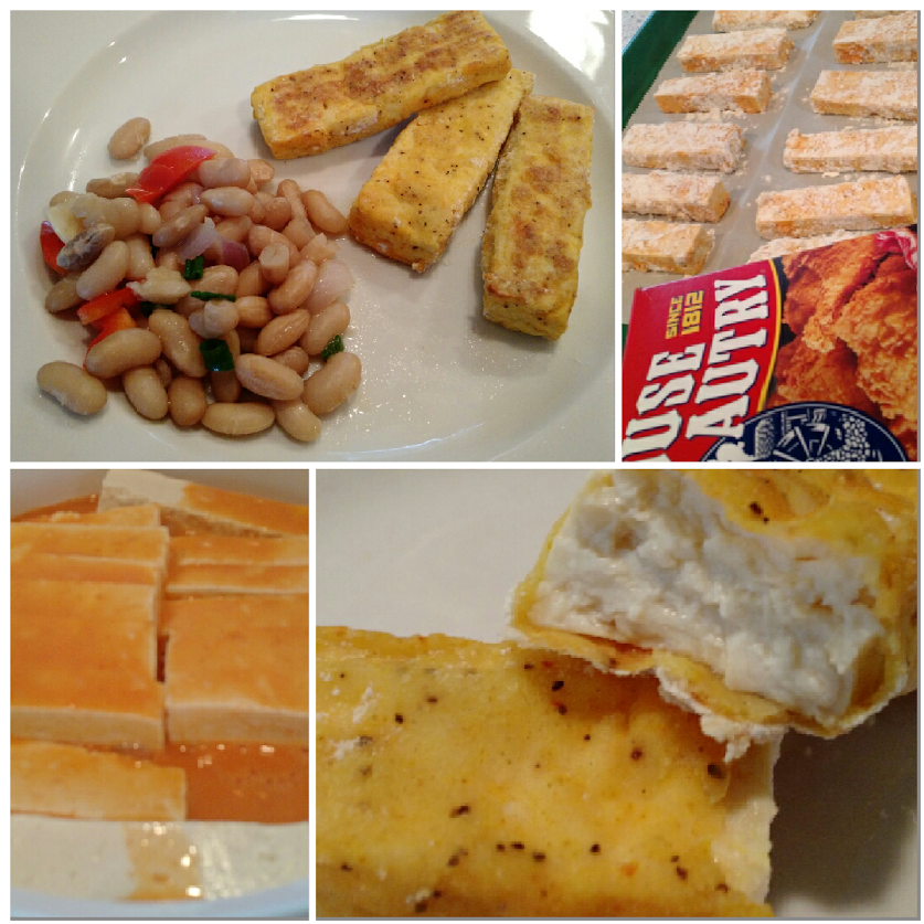 Southern Fried Tofu – Wait, What? House-Autry Breader
