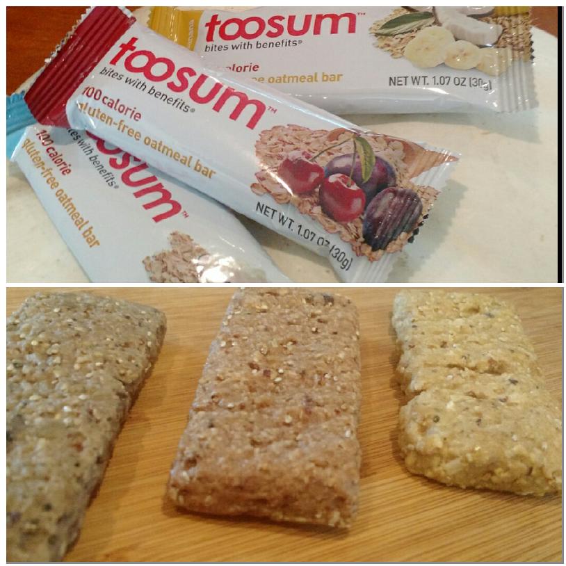 Toosum Gluten-Free Oatmeal Bars Review