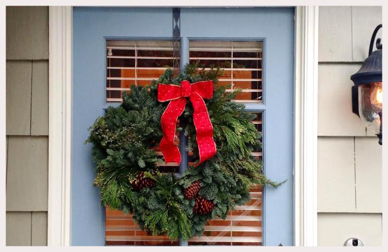 Granstrom Evergreens Christmas Wreaths